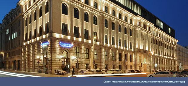 Hotel Humboldt Carre Berlin-Mitte