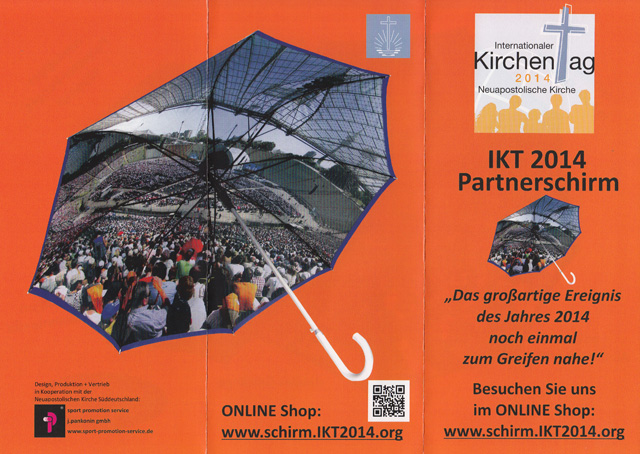 Flyer IKT 2014 Partnerschirm