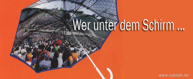 IKT 2014 Partnerschirm