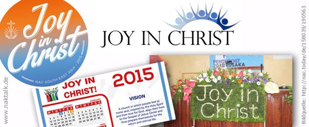 Freude in Christus - Ein Hype im Focus