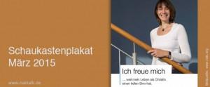 NAK Schaukastenplakat März 2015