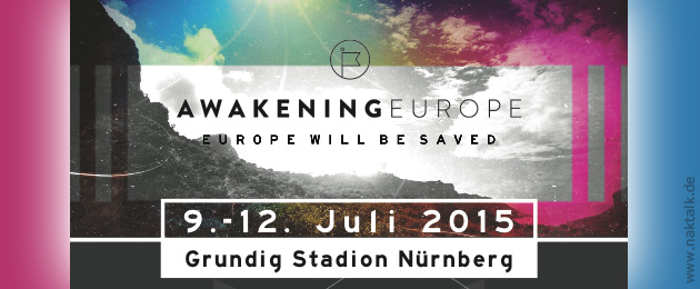 Awakening Europe Nürnberg