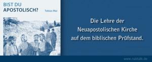 Buch - Bist du apostolisch? Tobias Mai