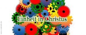 Beten für Einheit der Christen