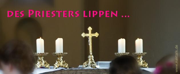 Priester in der Neuapostolischen Kirche