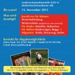 Bitte-um-Sachspenden-für-LEA-Messstetten-11-2015 (Liebe Deinen Nächsten – ganz praktisch)