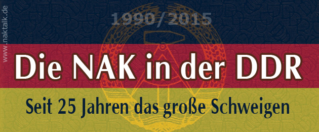 NAK in der DDR
