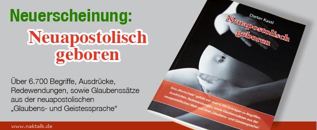 Buch Neuapostolisch geboren