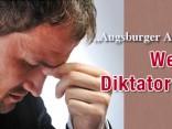 Augsburger Allgemeine: Weg vom Diktatorischen