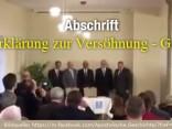 Abschrift Erklärung zur Versöhnung Greiz 2017