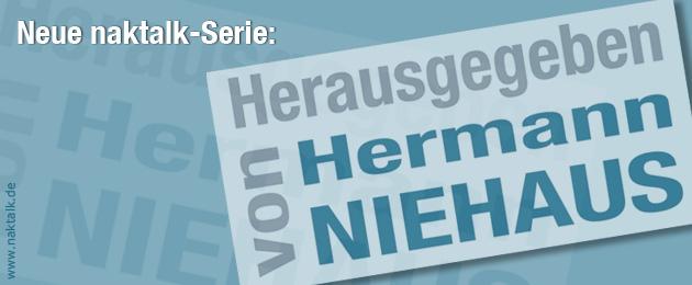 Herausgeber Hermann Niehaus
