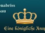 NAK Kirchenabriss in Dessau - Eine königliche Ansprache