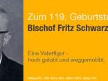 Bischof Fritz Schwarz