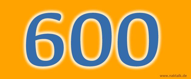 600 NAK Predigtzitate