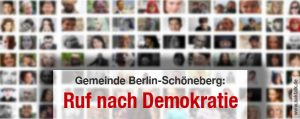 NAK Schoeneberg Ruf nach Demokratie