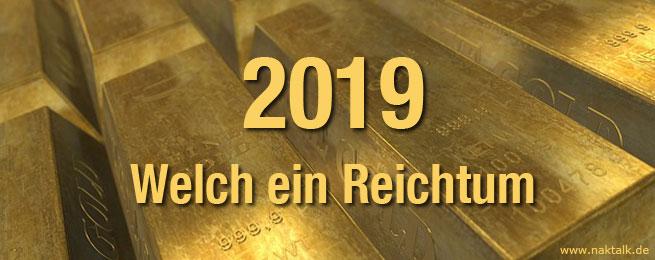 NAK Reich in Christus und an Geld