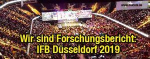 IFB Düsseldorf: Wir sind Forschungsbericht