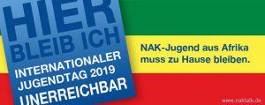 IJT 2019 Düsseldorf für Afrikas Jugend unerreichbar