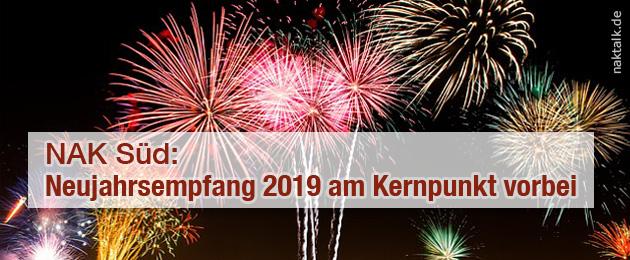 NAK Neujahrsempfang 2019 am Kernpunkt vorbei