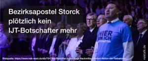Storck kein Botschafter mehr