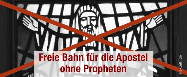 Freie Bahn für die NAK-Apostel ohne Propheten