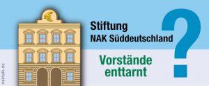 ung Neuapostolische Kirche Süddeutschland Vorstand enttarnt