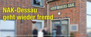 NAK Dessau geht wieder fremd