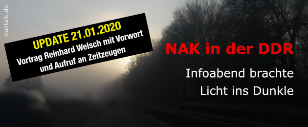 NAK in der DDR Informationsabend Berlin 2019 update