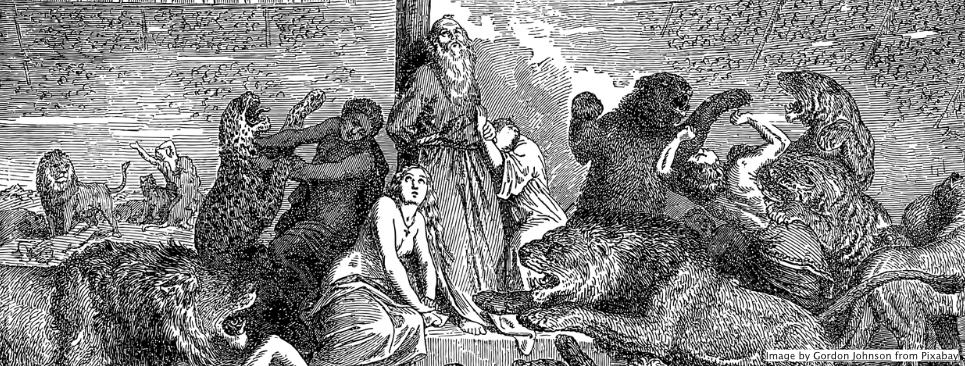 Christenverfolgung in der NAK